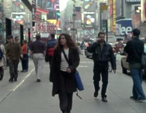 Ana Walking 4